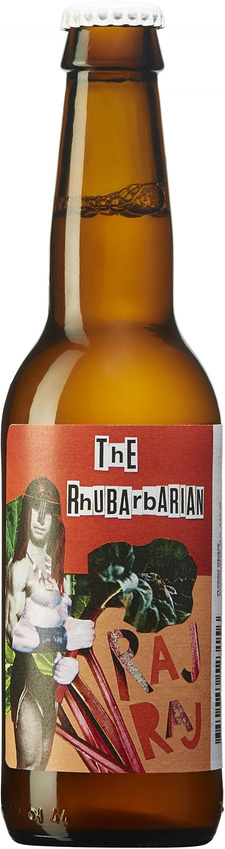 The Rhubarbarian